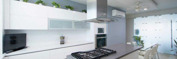 Modern Kitchen Milestone